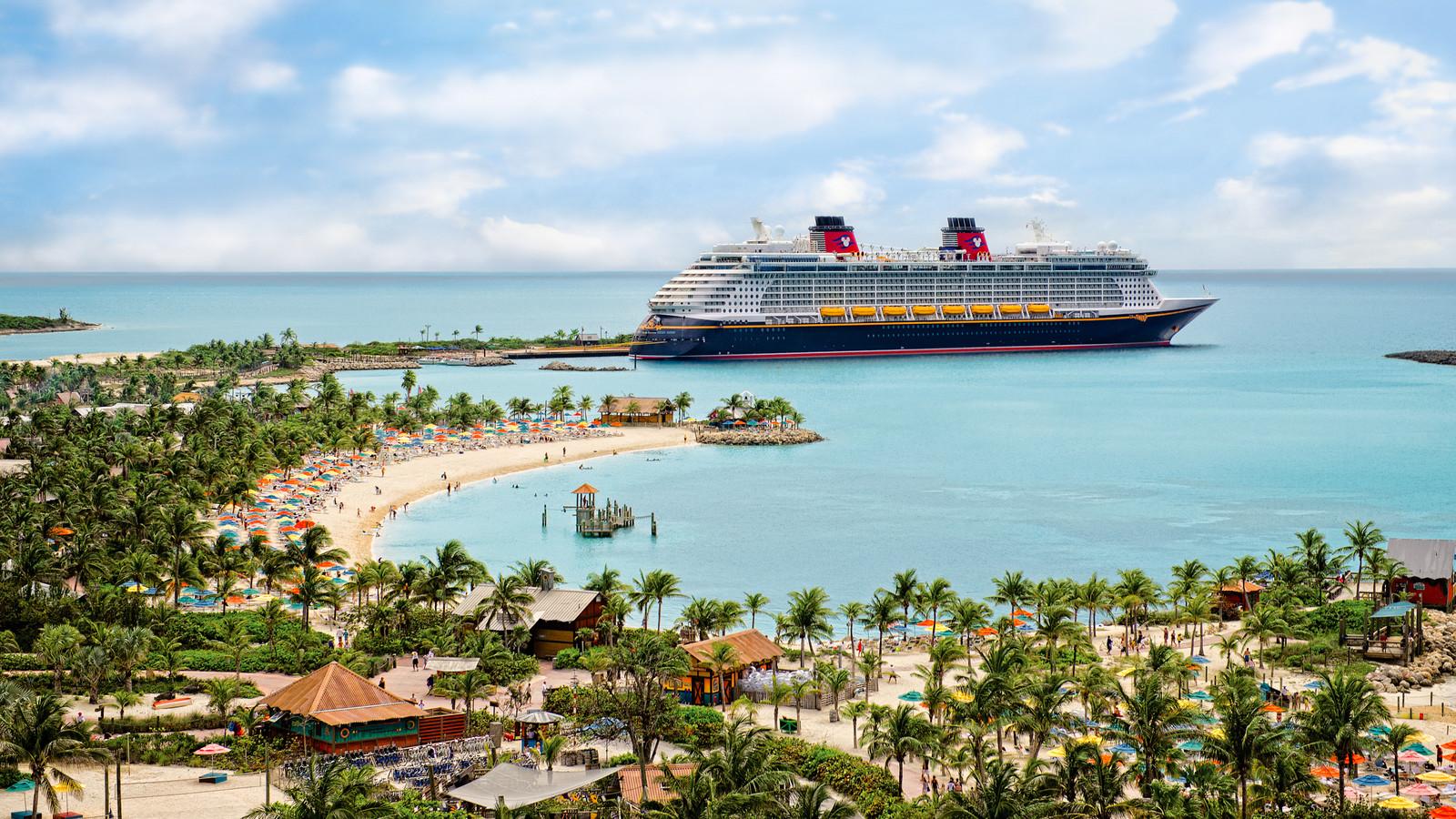 Castaway Key Disney Cruise Line island